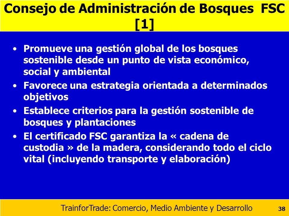 Consejo de Administración de Bosques FSC [1]